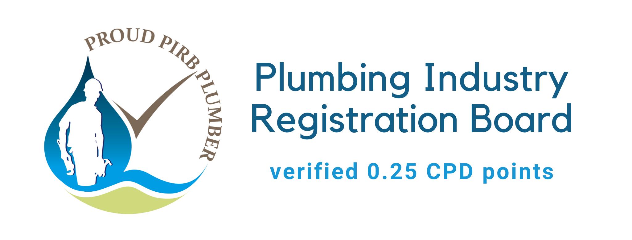 Plumbing Industry Registration Board